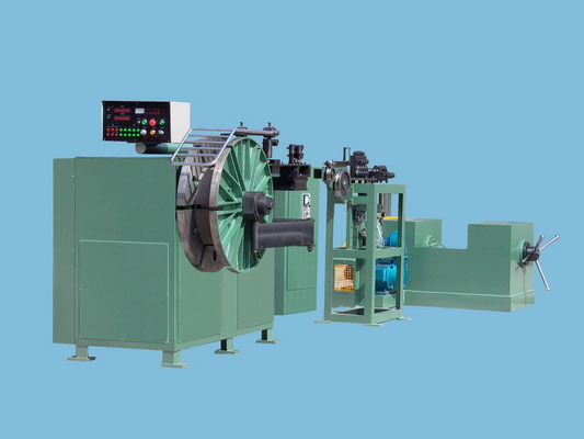 SUBMERGED ARC WELDING WIRE LAYER WINDING MACHINE